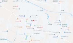 千葉県大網白里市南横川