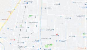 千葉県茂原市東郷
